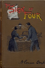 Sign of Four book cover