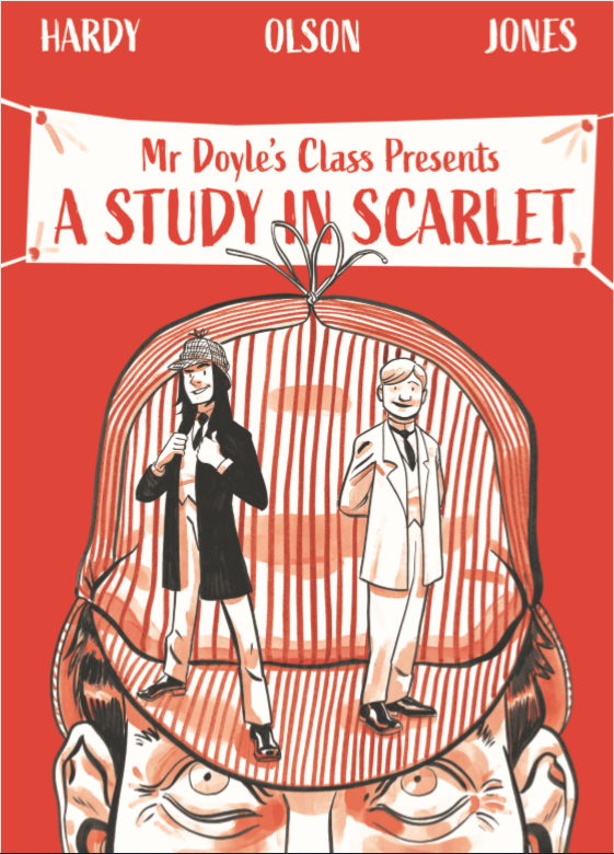 Mr Doyle's Class Presents A Study In Scarlet