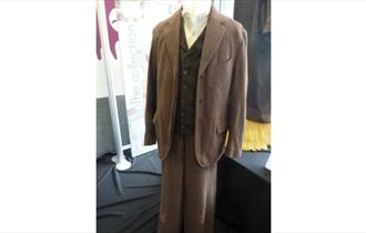 Ali Arsher's costume from Arthur and George