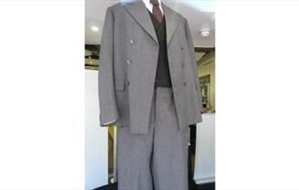 Martin Clune's suit from Arthur and George